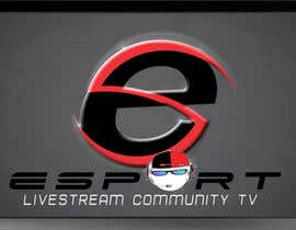 #222 untuk Logodesign for an Esport Livestream Community Portal oleh TSZDESIGNS