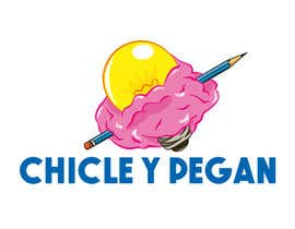 #44 cho Design a Logo for Chicle y Pegan bởi jabatus79