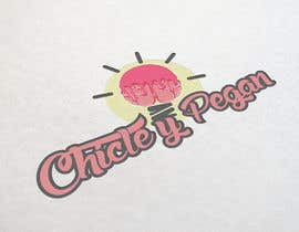 #81 para Design a Logo for Chicle y Pegan por shantallrueda