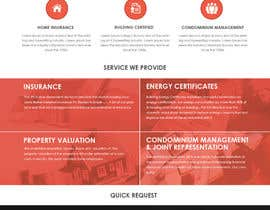 #10 para Webdesign for a condominium management company por ZWebcreater