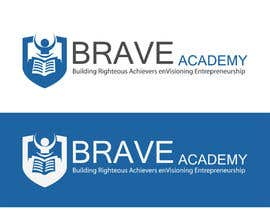 #58 for Design a Logo for BRAVE Academy af kibb99
