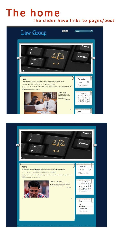 Bài tham dự cuộc thi #                                        48                                      cho                                         Build a Website for Law Group