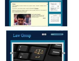 #49 for Build a Website for Law Group by lauranl