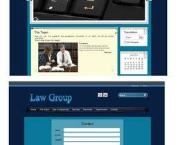 #51 for Build a Website for Law Group by lauranl