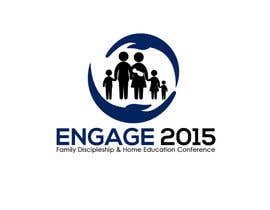 #23 for Design 2 x Logo for a Conference on Family Discipleship & Home Education by dlanorselarom