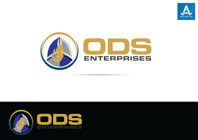 #30 untuk Design a Logo for: ODS - Enterprises oleh affineer