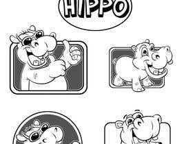 #5 untuk Design some Icons for Hippo with similar style. oleh Roystenmania