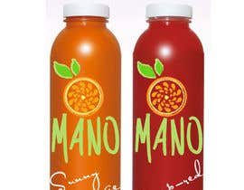 Nro 81 kilpailuun Logo Design for New Juice Company: Mana käyttäjältä agencja