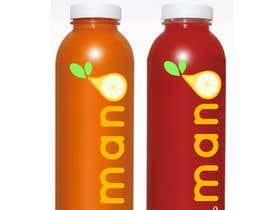 Nro 82 kilpailuun Logo Design for New Juice Company: Mana käyttäjältä agencja