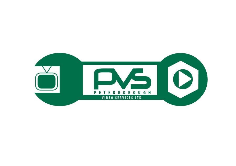 Contest Entry #147 for Design a Logo for Peterborough Video Services Ltd (PVS)