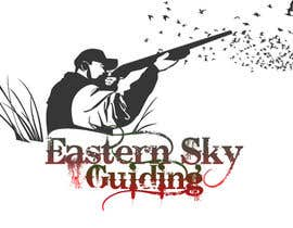 #2 para Hunting / Guiding Company needs Logo and Branding por jhnbala07