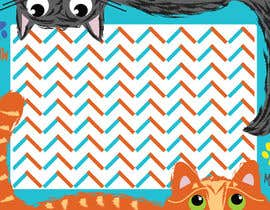 #30 for Design placemat for cats af dorialexa