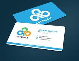 #18 para BUSINESS CARD DESIGN for GREENSPACES.hu por ALLHAJJ17
