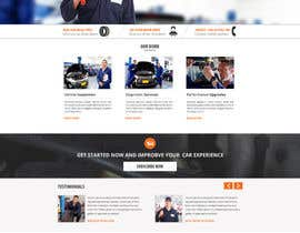 #14 cho Landing page design for marketing agency bởi smartyogeeraj