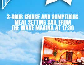 #5 untuk Design a Roll-up Banner for Yacht Cruise in Ramadan oleh desainroom