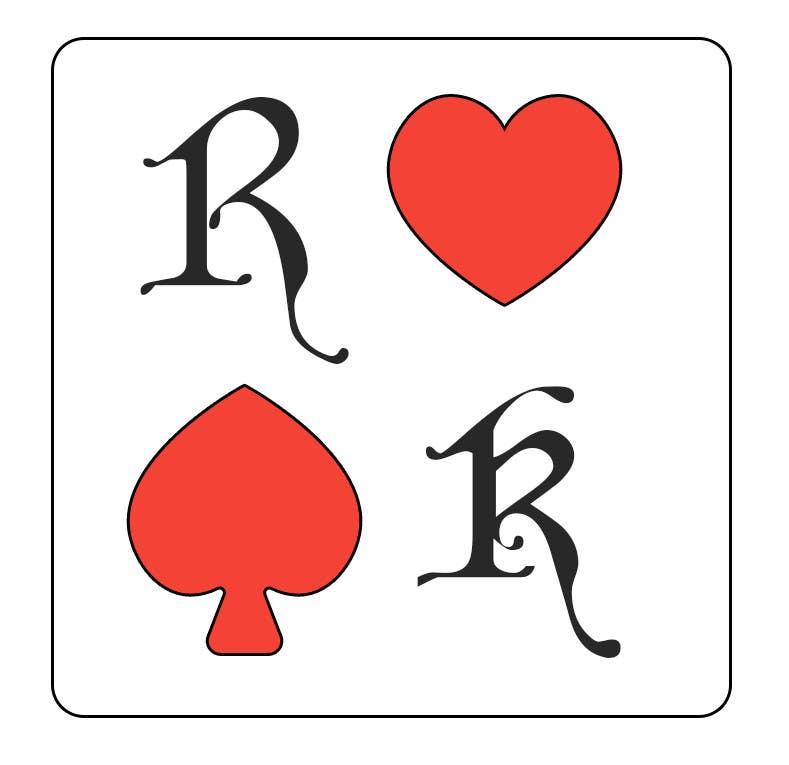 Penyertaan Peraduan #18 untuk Design a Logo for RummyKhel.com