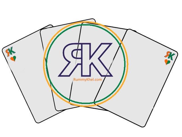 Penyertaan Peraduan #6 untuk Design a Logo for RummyKhel.com