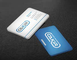 #67 para Design of a Businesscard and a letterhead for the Company CAKIR por imtiazmahmud80