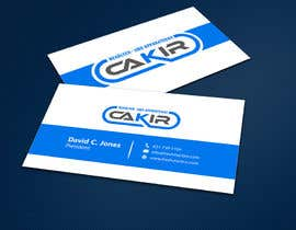 #44 untuk Design of a Businesscard and a letterhead for the Company CAKIR oleh ALLHAJJ17