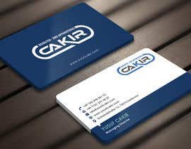 #90 for Design of a Businesscard and a letterhead for the Company CAKIR by Derard