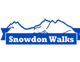 #55 for Design a Logo for Snowdon Walking Site by pikoylee