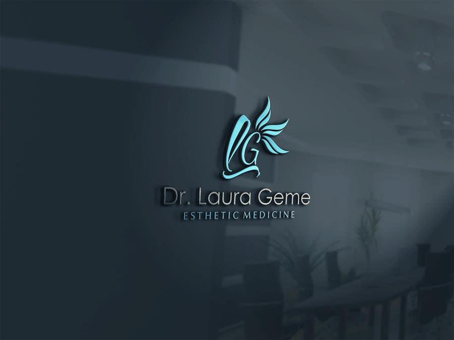 Bài tham dự cuộc thi #21 cho Design a logo for a esthetic and beauty dr.