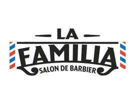 Nro 23 kilpailuun logo for barber shop -- 2 käyttäjältä pactan