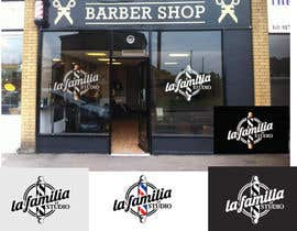 Nro 2 kilpailuun logo for barber shop -- 2 käyttäjältä zaldslim