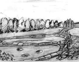 Nro 16 kilpailuun J'ai besoin d'une conception graphique pour réaliser une illustration de jardin käyttäjältä heitart