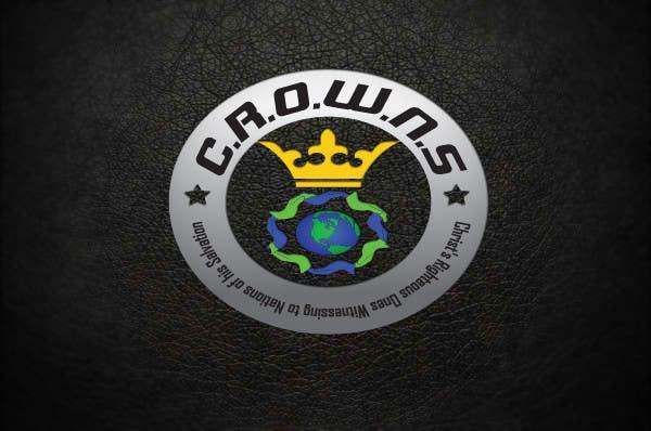 Bài tham dự cuộc thi #3 cho Design a Logo for CROWNS Youth Ministry