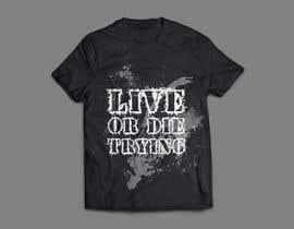 #33 untuk Design a T-Shirt print oleh haroonbasheer