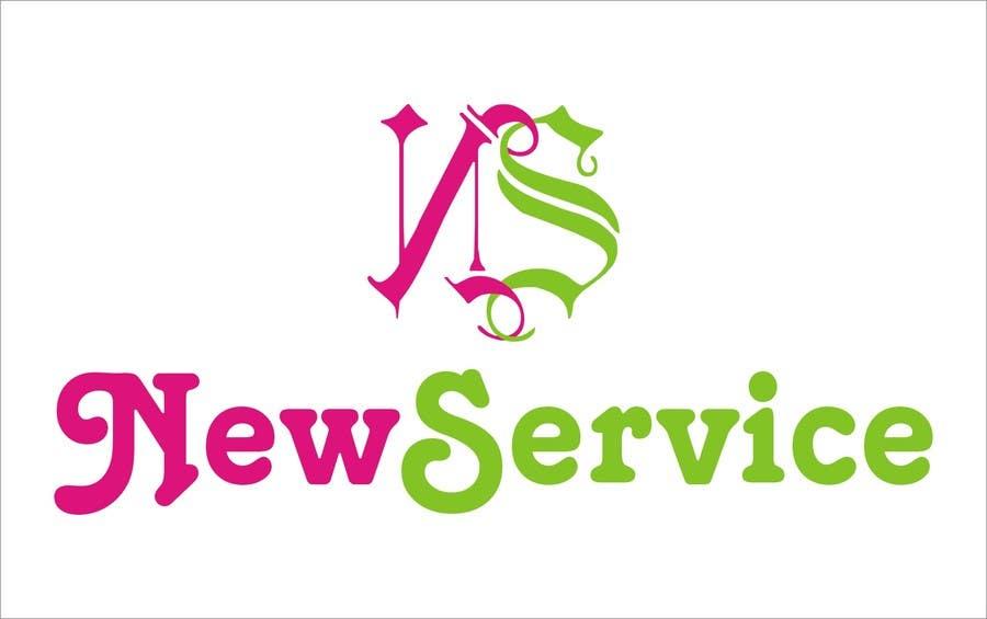 Kilpailutyö #24 kilpailussa Design a Logo for NewServiceWebHost.com