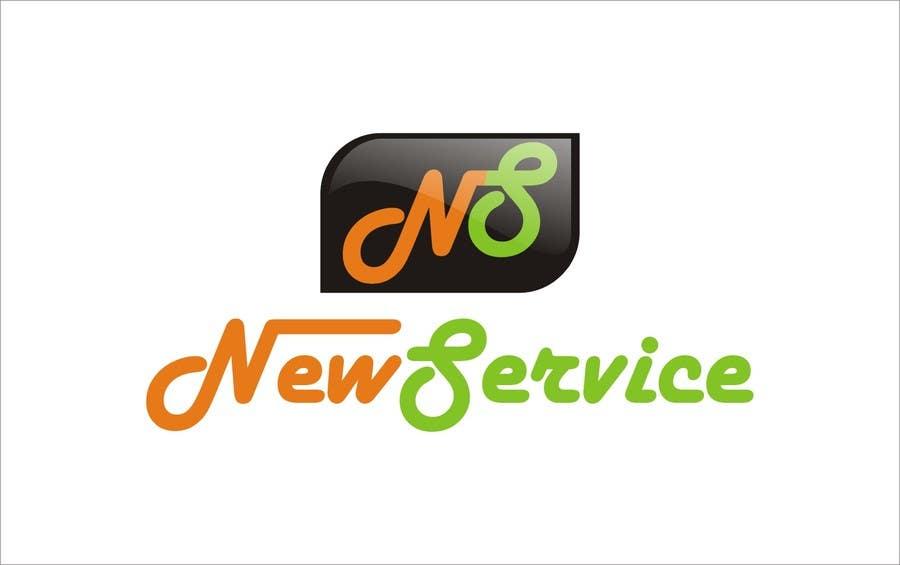 Kilpailutyö #45 kilpailussa Design a Logo for NewServiceWebHost.com