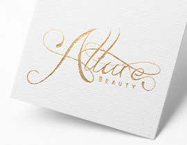 #27 untuk Design a Logo and favicon for Allure Beauty oleh ManuG1
