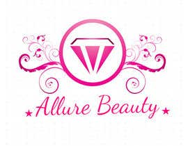 #4 untuk Design a Logo and favicon for Allure Beauty oleh rohithrit88