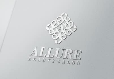 usmanarshadali tarafından Design a Logo and favicon for Allure Beauty için no 65