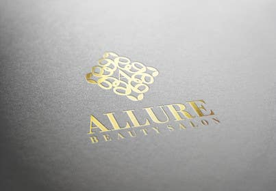#66 untuk Design a Logo and favicon for Allure Beauty oleh usmanarshadali