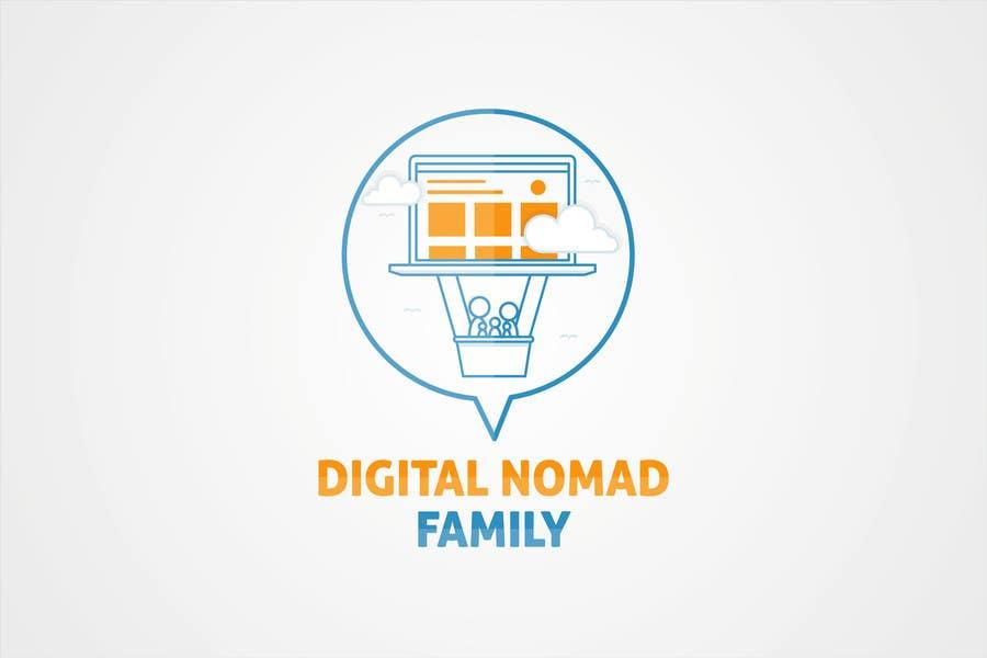 Kilpailutyö #227 kilpailussa Design a Logo for New Website