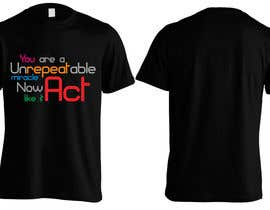 #6 untuk Design a T-Shirt for Company oleh Bugz318