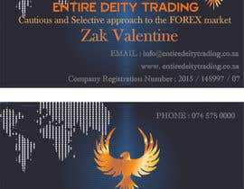 #11 for Design a letterhead and business cards for a Forex trading company af fantis77