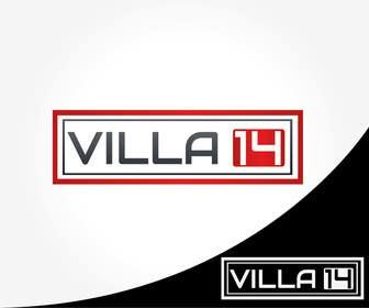 #39 untuk Design a Logo for Villa 14 oleh alikarovaliya