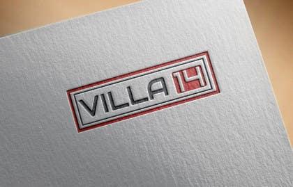 #40 untuk Design a Logo for Villa 14 oleh alikarovaliya