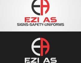 Nro 18 kilpailuun Design a Logo for business name Ezi As käyttäjältä strokeart