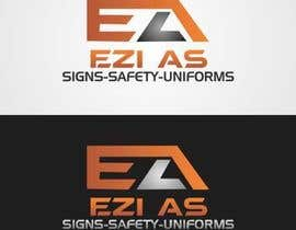 Nro 25 kilpailuun Design a Logo for business name Ezi As käyttäjältä strokeart