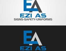 #29 untuk Design a Logo for business name Ezi As oleh strokeart
