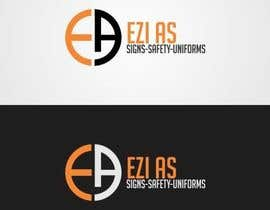 #34 untuk Design a Logo for business name Ezi As oleh strokeart