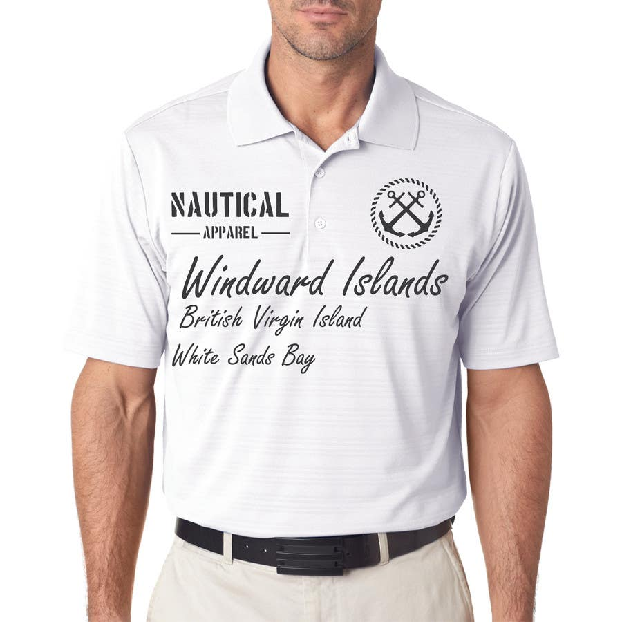 Inscrição nº 14 do Concurso para Design a T-Shirt with a sailing theme