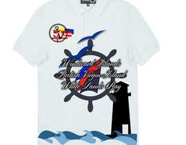 #10 para Design a T-Shirt with a sailing theme por fb556b91ceb2116