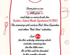 #5 for Red Nose Day Fundraising Flyer by m99