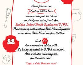 #12 for Red Nose Day Fundraising Flyer by m99